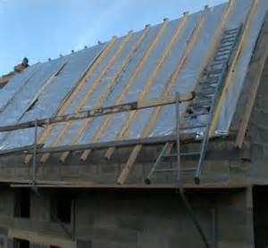 qu est ce qu une isolation de toiture par l ext 233 rieur