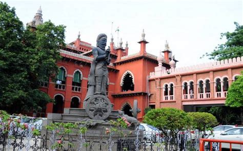 Madras High Court Search Madras High Court Buildings To Undergo Repairs Soon The Hindu