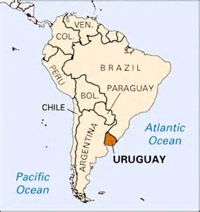 uruguay location encyclopedia children s