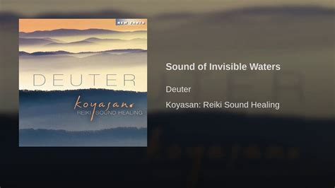 sound  invisible waters meditation  sound