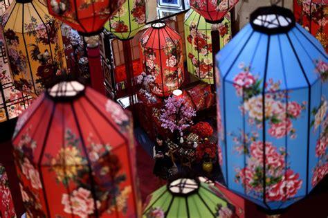 lanterne di carta volanti fai da te decorazioni con lanterne cinesi lanterne cinesi fai da te