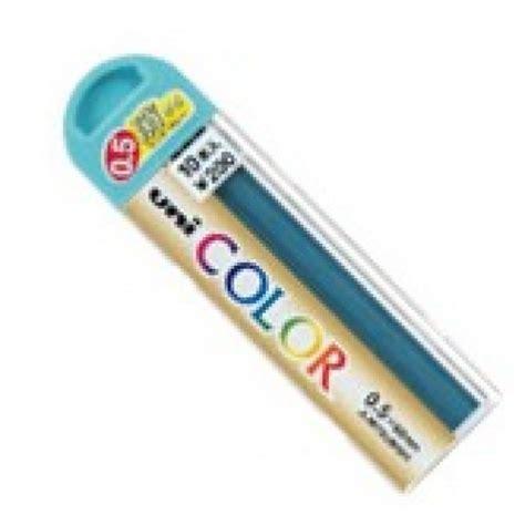 0 5mm Pencil Lead uniball color 0 5mm pencil lead mint blue