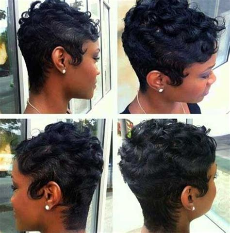 show me hair styles for hair black woemen 50 pics of short hairstyles for black women short