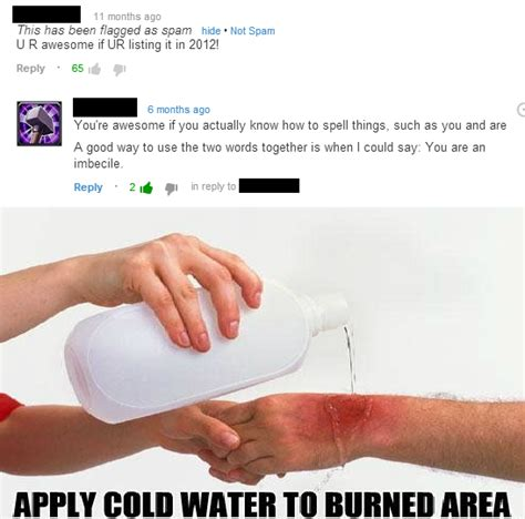 Water For That Burn Meme - burn meme water www pixshark com images galleries with