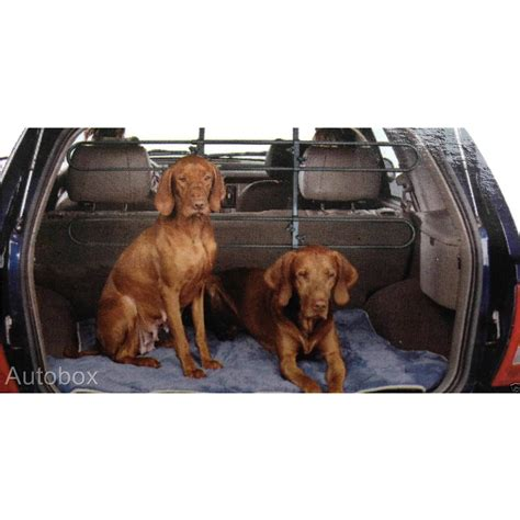 universal car pet barrier ford territory cargo mate dog guard honda crv dg