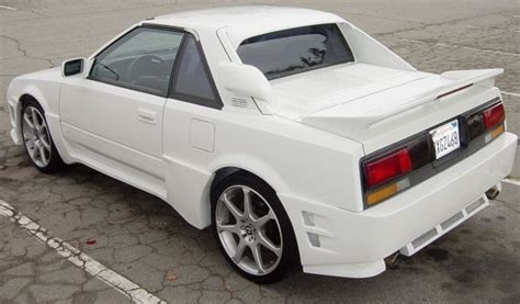 News Roundup Green Belt Threat And Toyota Aims High With Hybrid by Mr2 85 89 Toyota Ob Style Poly Fiber Rear Bumper Kit