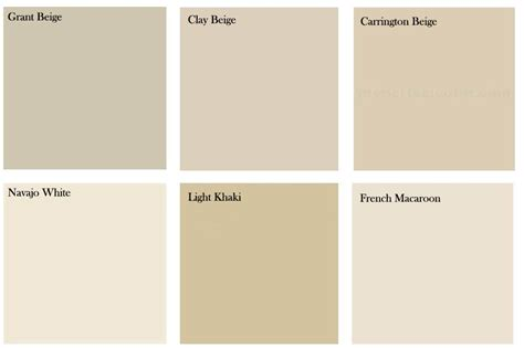 paint colors in beige best benjamin beige paint colors paint