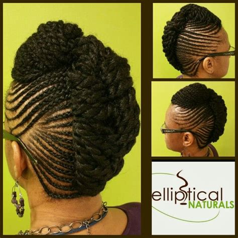 how to accessorize a flat twist style 78 best images about natural hair styles elliptical on