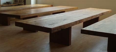 ladari in legno rustici tavolo grande legno massello verniciatura 28 images le