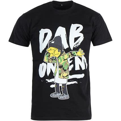 T Shirt Swag thug n swag shirt dab noir laboutiqueofficielle