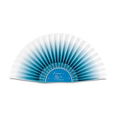 where to buy hand fans in stores d i y accordian paper hand fan confetti co uk