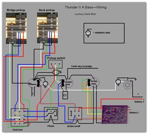 bass guitar wiring westone guitar wiring diagram get free image about