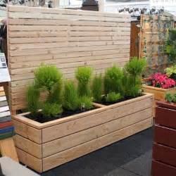 terrasse im garten die besten 25 sichtschutz ideen auf outdoor