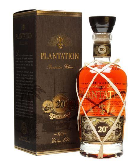 Plantation XO 20th Anniversary Rum   Liquor MOJO   Buy online