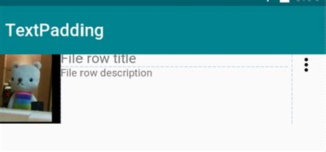 qt linear layout android how to align a nested linearlayout to top