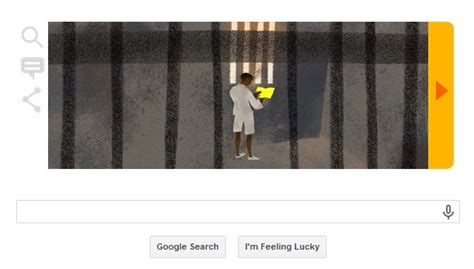 doodle robben doodle honours nelson mandela on his 96th birthday