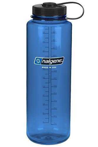 Nalgene Flask Blue nalgene silo everyday blue