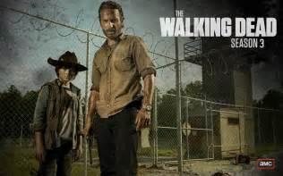 The walking dead wallpaper season 3 zombie5