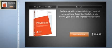 Creating A Product Catalog In Powerpoint 2010 Powerpoint Catalog Template
