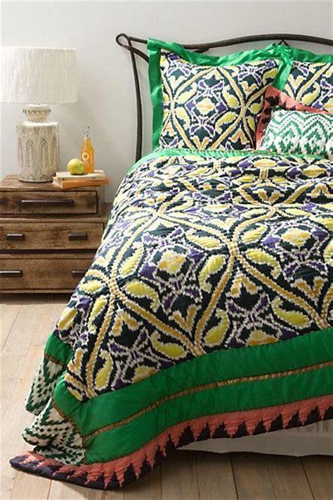 anthropologie comforter set qawaya quilt anthropologie com