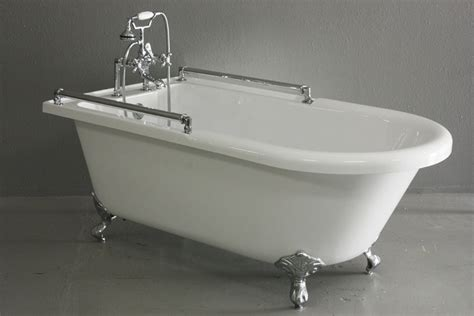 bathtub supply simple installation clawfoot tub supply lines the