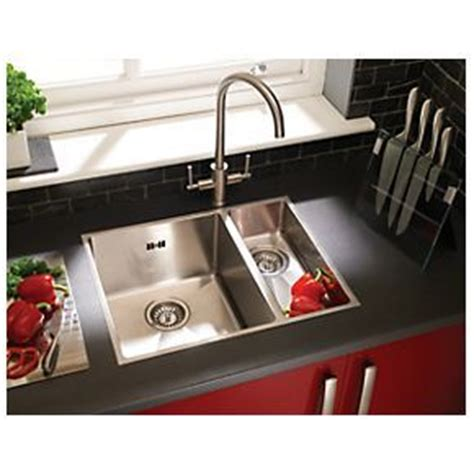screwfix kitchen sinks kitchen sinks stainless steel and sinks on pinterest