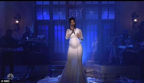 Dress Of The Day B With G Baby Doll Dress 2 by Cardi B Confirms Pregnancy Wearing Tight White Dress