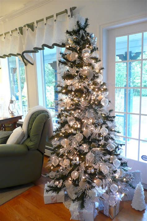 decorated white tree ideas 10 amazing tree decorating ideas beautyharmonylife