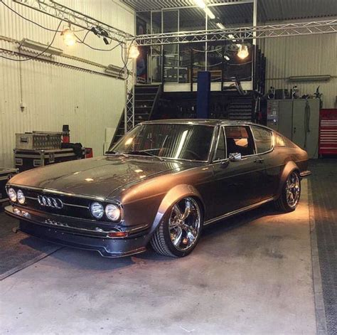 Oldtimer Motorrad Garage by 1972 Audi 100 Coupe S Cars Everywhere