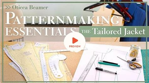 pattern making online course ultimate list of online sewing pattern making classes books