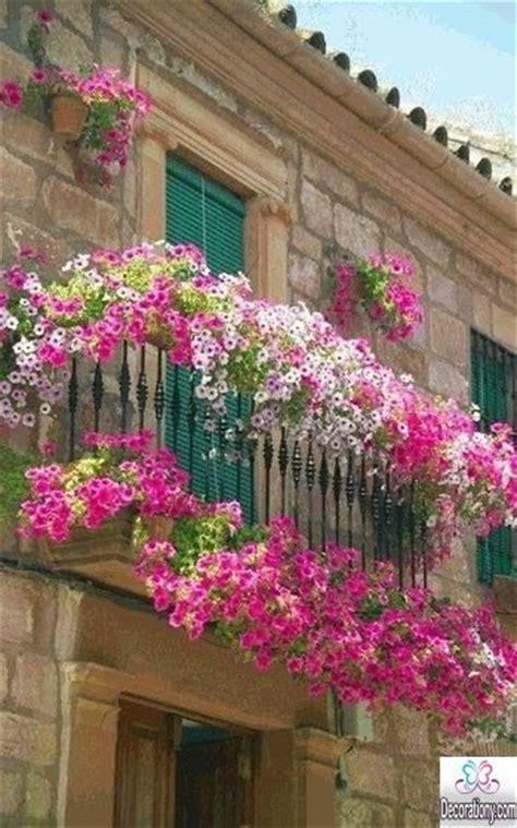 Balcony Flowers by 13 Romantic Juliet Balcony Design Ideas Decorationy