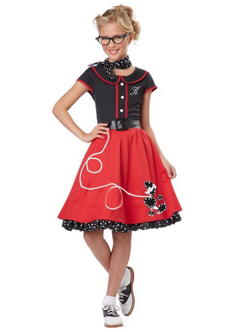 50s sweetheart costume