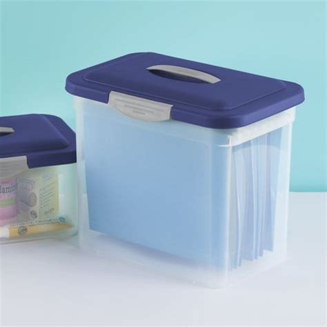 sterilite showoffs storage container sterilite showoffs large storage container walmart canada