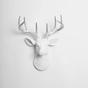 deer head home decor shop taxidermy art on wanelo