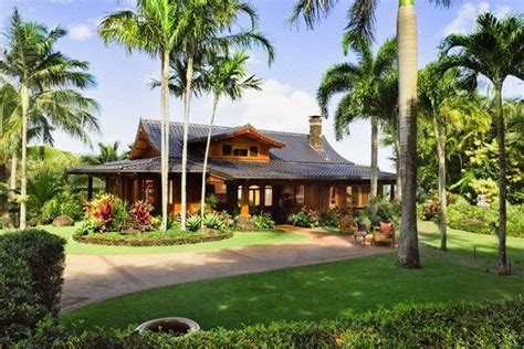 hawaii home with flair a mixed cultural design