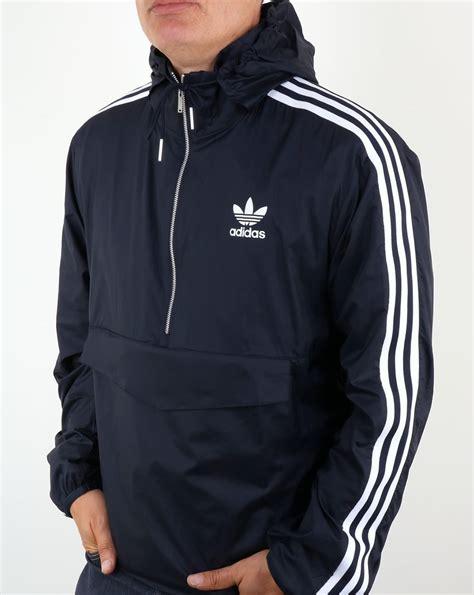 Jaket Zipper Hoodie Sweater Wanita Darksiders Navy adidas originals mdn windbreaker navy jacket lightweight mens