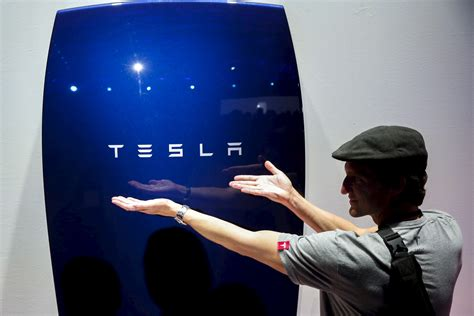 Tesla Pv If Tesla S New Solar Power Batteries Are As As Its