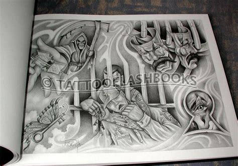 lowrider tattoo flash sheets best gallery lowrider flash best drawing sketch