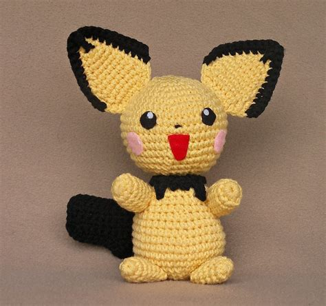 amigurumi patterns easy free 2000 free amigurumi patterns pichu crochet pattern