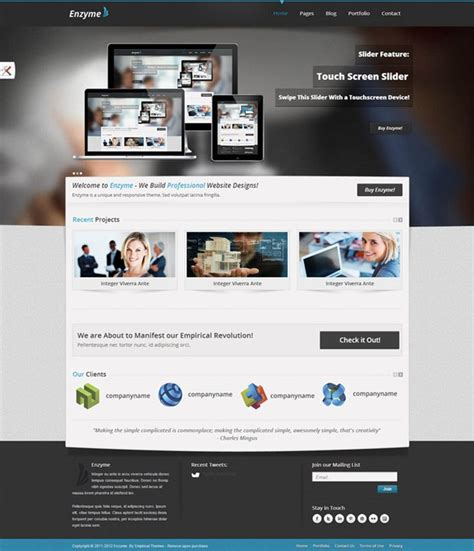 Convert Html Template To Wordpress Theme Online 13 Best Html Templates Images On Pinterest Convert Theme To Template