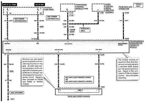 1992 ford e350 vss wiring diagram 1995 ford e350 wiring