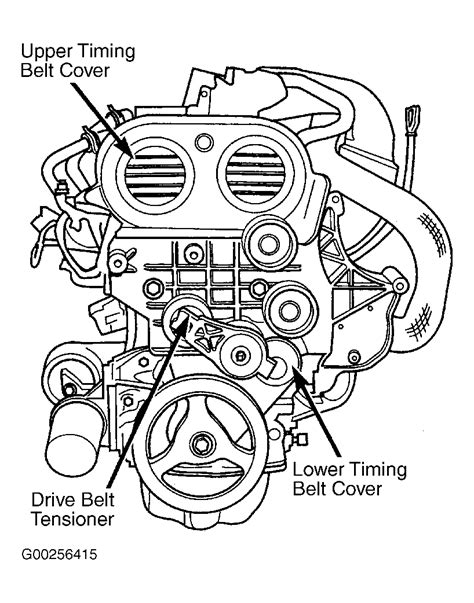 2005 Jeep Liberty Engine Diagram 2005 Jeep Liberty Serpentine Belt Routing And Timing Belt
