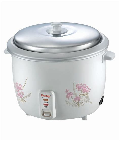 Sanken 6 In 1 Rice Cooker 1 Liter Sj 130 New Arrival Murah prestige proo 2 8 2 2 8ltr rice cooker price in india buy prestige proo 2 8 2 2 8ltr rice