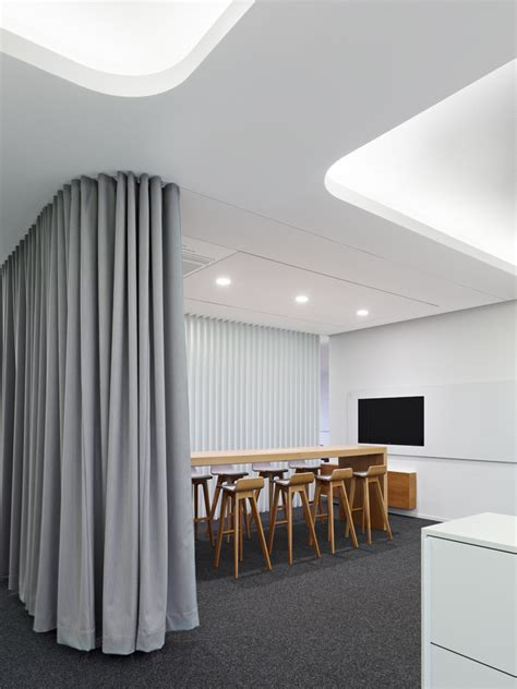 office drapes inspiring office meeting rooms reveal their playful designs