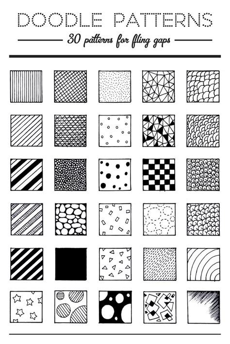 pattern ideas 25 best ideas about doodle patterns on zen