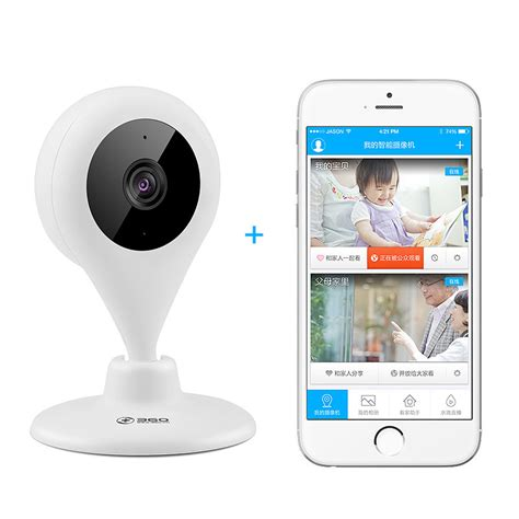 360 ip wireless home security hd 720p ip