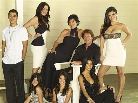 imagenes de la familia kardashian familias peculiares la de kim kardashian