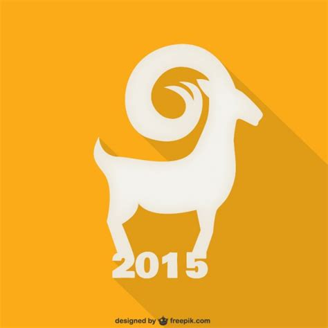 new year goat eyfs new year goat silhouette vector free