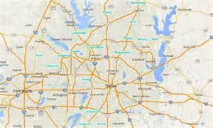 map of dallas neighborhoods dallas suburban real estate dallas suburban homes for sale