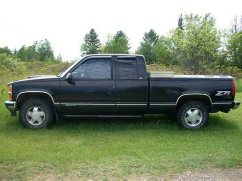 1996 chevrolet silverado 1500 1996 chevrolet silverado 1500 z71 outside renfrew county